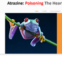 Atrazine Poisoning The Heartland