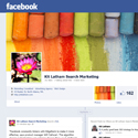 Kit Latham Search Marketing Facebook Page