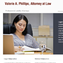 Valerie Phillips Law