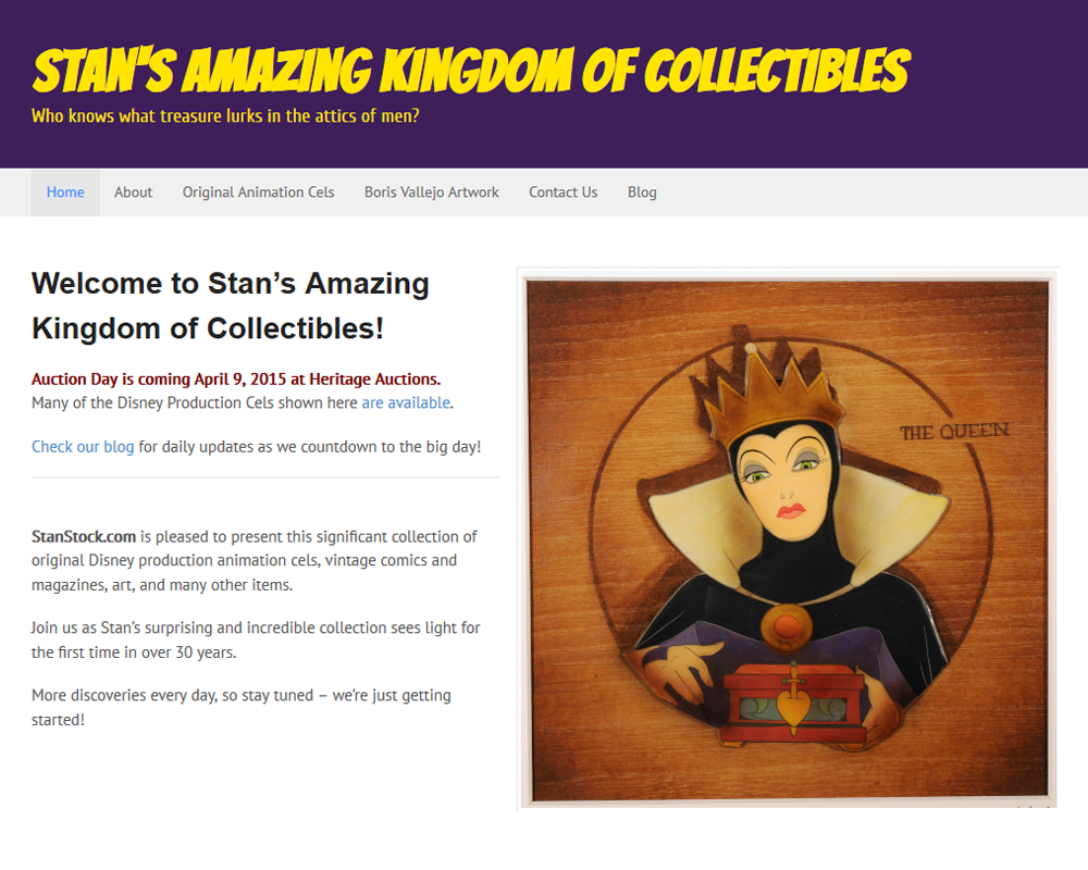 Stan's Amazing Kingdom of Collectibles